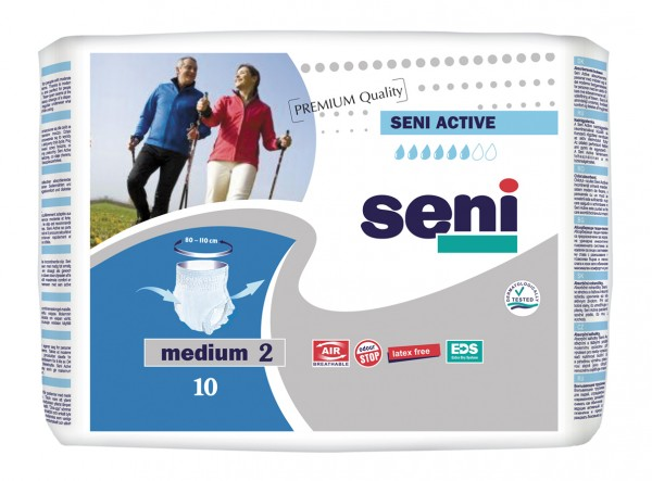 Seni Active M, 10 Stück