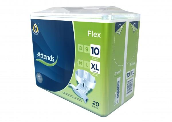 Attends Flex 10 XL, 80 Stück