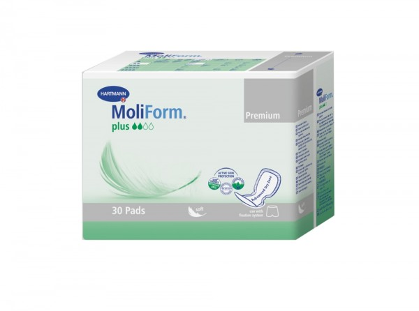 Hartmann MoliForm Premium soft Plus, 30 Stück