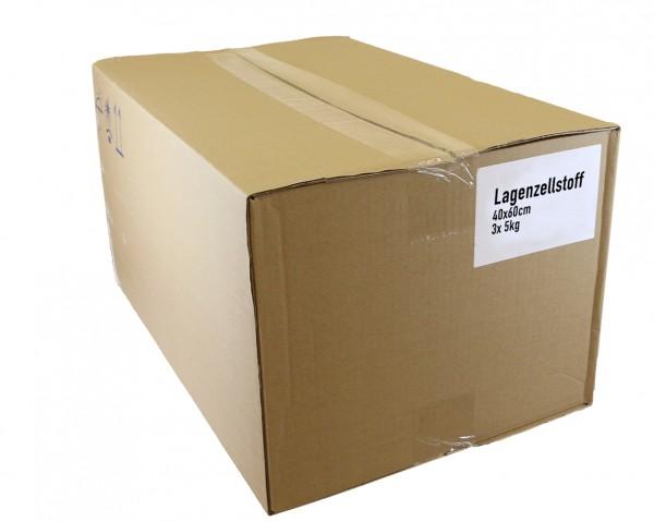 Lagenzellstoff, 40x60cm, 3x5kg