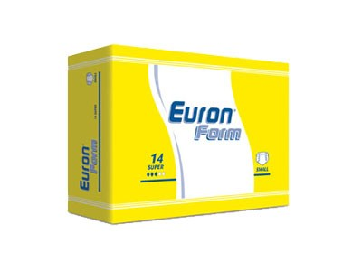 Euron Form Super Plus S, 14 Stück
