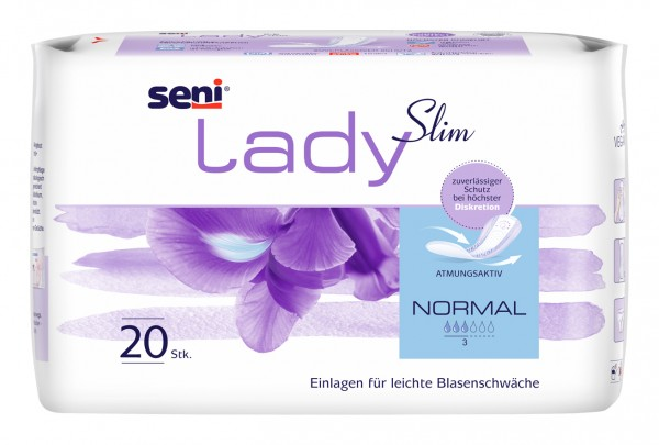 Seni Lady Slim Normal, 360 Stück