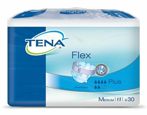 Tena Flex Plus M, 90 Stück