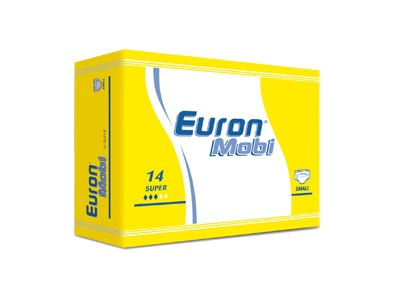 Euron Mobi Super S, 14 Stück