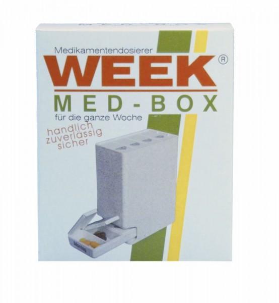 Week-Med-Box Medikamentendosierer