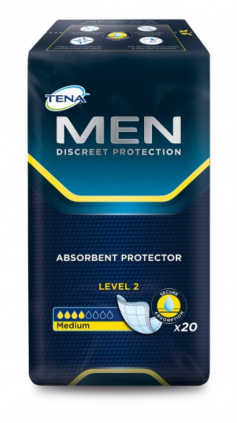 Tena Men Level 2, 20 Stück