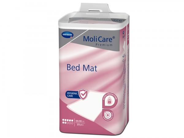 Hartmann MoliCare Premium Bed Mat 7 Tropfen 60x90cm, 25 Stück