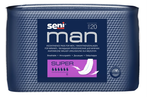 Seni Man Super, 120 Stück