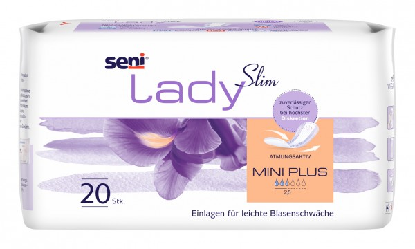 Seni Lady Mini Plus, 400 Stück