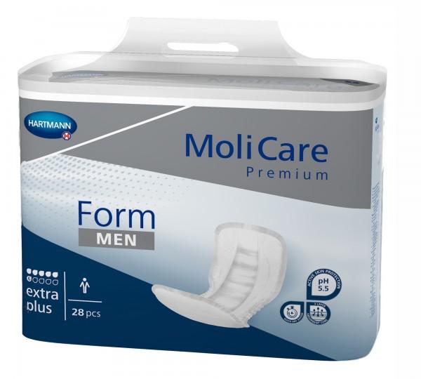 Hartmann MoliCare Premium Form MEN extra plus, 112 Stück