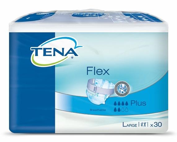 Tena Flex Plus L, 30 Stück