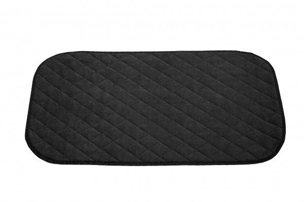 Suprima Sitzauflage 3705 schwarz 40x80cm