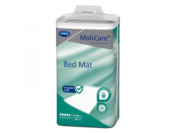 Hartmann MoliCare Premium Bed Mat 5 Tropfen 40x60cm, 180 Stück