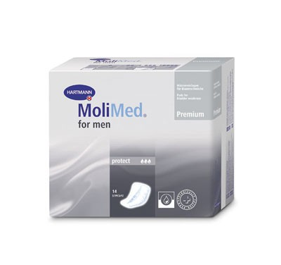 Hartmann MoliMed For Men Protect, 14 Stück