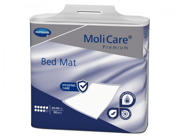Hartmann MoliCare Premium Bed Mat 9 Tropfen 40x60cm, 30 Stück