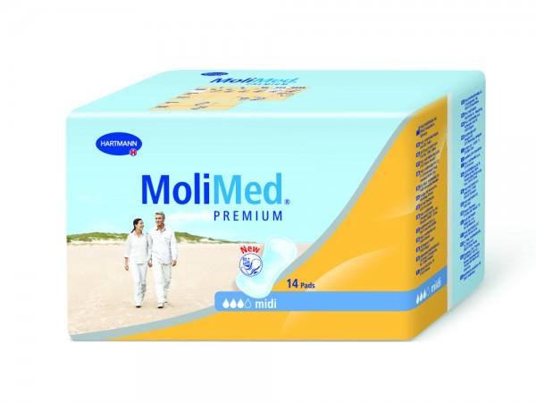 Hartmann MoliMed Premium Midi, 14 Stück