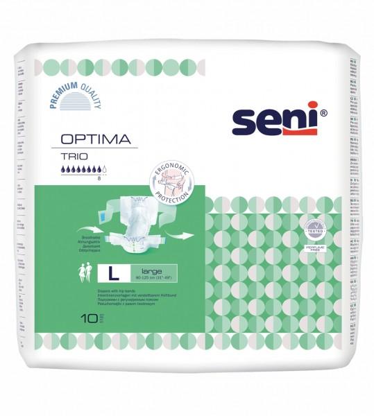 Seni Optima Trio L, 10 Stück