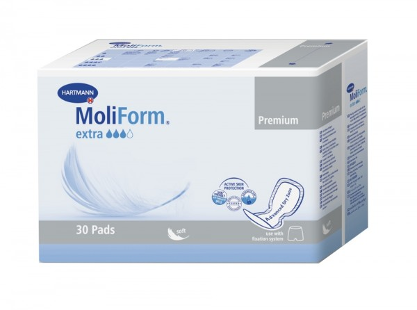 Hartmann MoliForm Premium soft Extra, 30 Stück