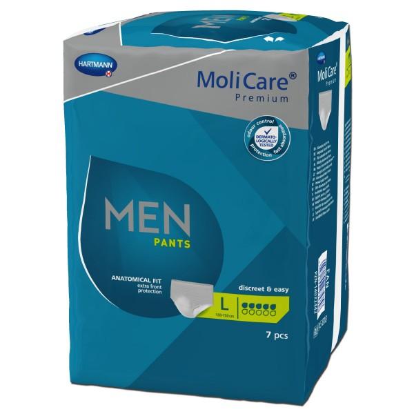 Hartmann MoliCare Premium MEN PANTS 5 Tropfen L, 28 Stück