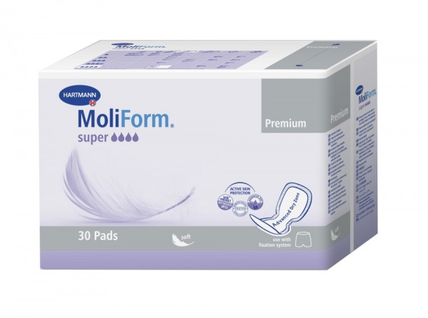 Hartmann MoliForm Premium soft Super, 120 Stück