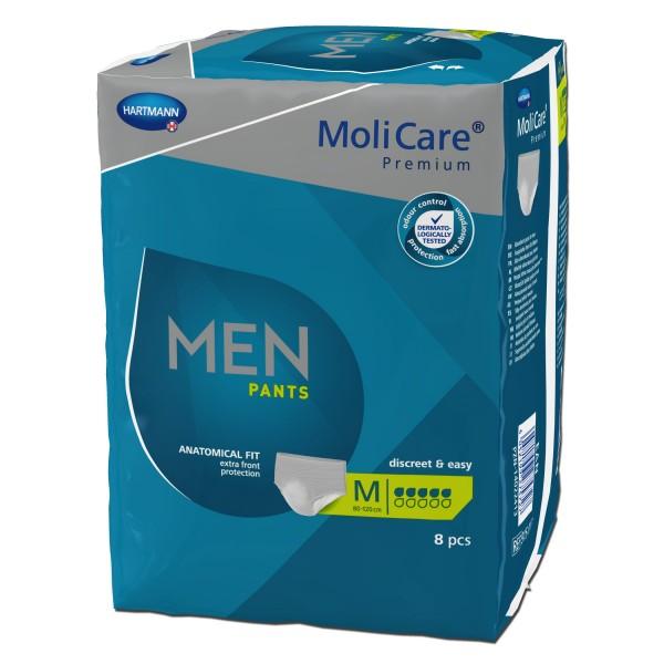 Hartmann MoliCare Premium MEN PANTS 5 Tropfen M, 32 Stück