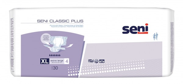 Seni Classic Plus XL, 30 Stück