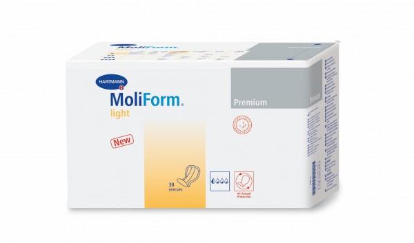 Hartmann MoliForm Premium soft Light, 30 Stück